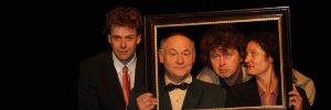A part ça, ça va... @ Théâtre de la Chaise rouge - Pouancé (49) | Pouance | Pays de la Loire | France