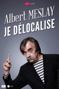 Je délocalise - Albert Meslay @ Théâtre de la Chaise rouge - Pouancé (49) | Pouance | Pays de la Loire | France