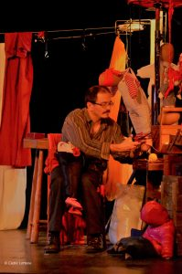 Le Chiffonnier @ Théâtre de la Chaise Rouge - Pouancé (49) | Pouance | Pays de la Loire | France