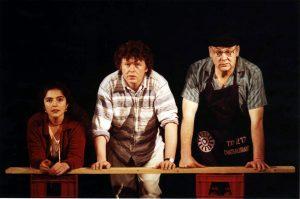 La Casquette de travers @ Théâtre de la Chaise rouge - Pouancé (49) | Pouance | Pays de la Loire | France