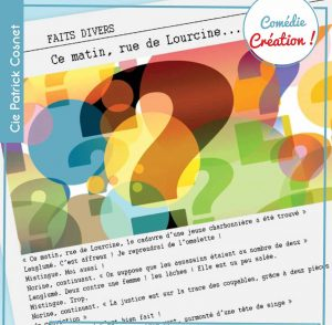 L'Affaire de la rue de Lourcine @ Théâtre de la Chaise rouge - Pouancé (49) | Pouance | Pays de la Loire | France