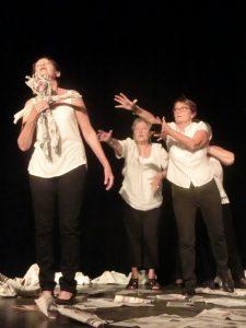 Stage théâtre hors d'âge N° 2 @ Théâtre de la Chaise rouge - Pouancé (49) | Pouance | Pays de la Loire | France