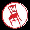 logo Chaise avec rond blanc_RVB_72px